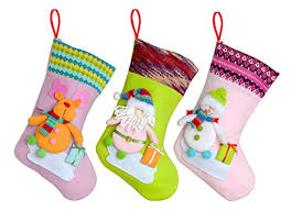 Christmas Stocking Decorations Stunning Felt Christmas Stockings For The Fireplace It U0027s