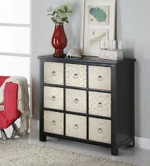 Accent Cabinets Coaster Accent Cabinets Marbled Cabinet With 2 Drawers