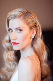 vintage hairstyles for weddings beauty inspiration hairstyles for a retro wedding the excited