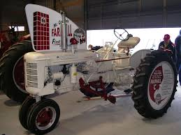 mccormick farmall c demonstrator international pinterest