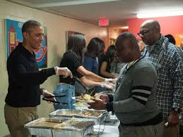obama thanksgiving message likens refugees to pilgrims