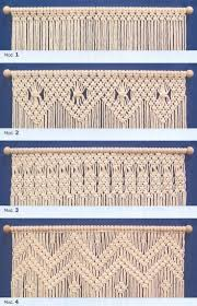 How To Hang Door Beads by Best 25 Macrame Curtain Ideas On Pinterest Beaded Curtains How