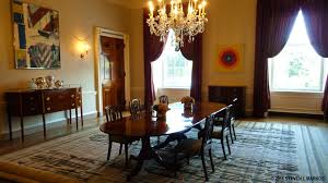 White House Dining Room President U0027s Park White House White House Tour State Floor Rooms
