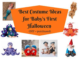 halloween party for babies best costume ideas for baby u0027s first halloween diy purchased