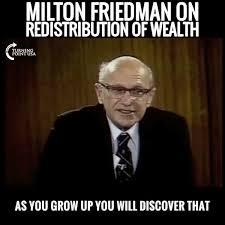 Milton Meme - charlie kirk on twitter excellent friedman explains how