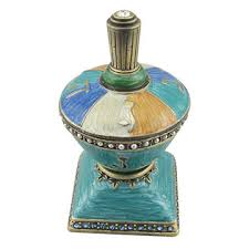 metal dreidel china bronze blue green painted and jeweled metal dreidels on