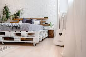 canapé en palette de bois fabriquer un meuble en palette