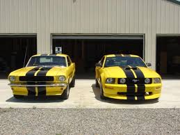 1965 yellow mustang trooper898 1965 ford mustang specs photos modification info at