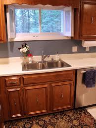 kitchen sink backsplash ideas high backsplash kitchen sink on design ideas in backsplashes
