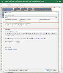 mail merge in excel xltools u2013 excel add ins you need daily