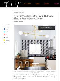 Home Goods In New York Olivebridge Cottage Photos Featured In New York Magazine