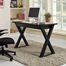 Black Computer Desk Desks And Tables Kit Xtra 48