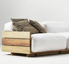 fabriquer un canap en palette fabriquer un canape avec un matelas maison design bahbe com