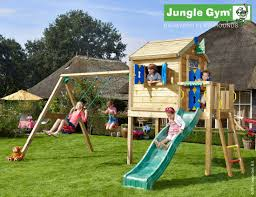 wooden swings and slides playhouse l 2 swing