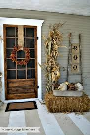 Outdoor Halloween Decorations Porch 15 halloween porch decorating ideas that are spooky u0026 cute u2014 but