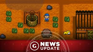 harvest moon gs news update snes style harvest moon game coming to nintendo