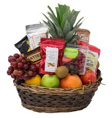 friut baskets fruit goodies fruit basket radebaugh florist and greenhouses