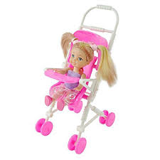 beautiful pink baby stroller infant carriage stroller trolley