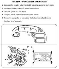 2001 pontiac bonneville stereo wiring diagram 28 images stereo
