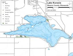 Lake Maps Mn 1 Lake Koronis Lakes I U0027ve Run Around Pinterest Lakes And Park