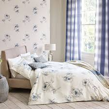 sanderson rosa floral bedding collection