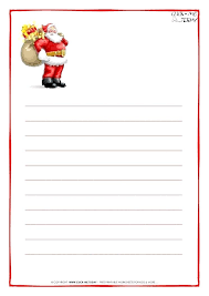free printable writing paper to santa printable printable santa letter writing paper to free printable