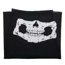 halloween skeleton masks cool tubular skull mask bandana motorcycle scarf face neck warmer