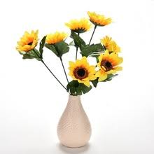 Sunflower Home Decor Popular Real Sunflowers Buy Cheap Real Sunflowers Lots From China