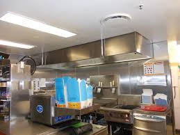 How To Design A Restaurant Kitchen Kitchen Exhaust Design Ideasidea Inside Restaurant Kitchen