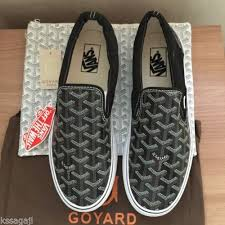 Jual Vans X Uo Belt Bag new vans x goyard custom made slip on black christpher wanton style