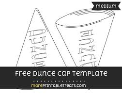 How To Make A Dunce Cap Out Of Paper - dunce hat template hats ideas reviews dunce hat template easy
