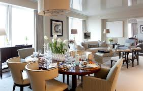 Residential Interior Design by Luxury Residential Dining Room Interior Design Setai 400 Fifth