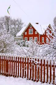 Winter Houses by 241 Best Paint The House Red Images On Pinterest Red Houses