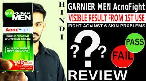 Garnier Acno Fight Whitening Serum review on garnier acnofight whitening in garnier
