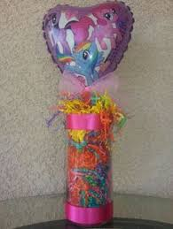 My Little Pony Party Centerpieces by My Little Pony Centerpiece Centerpieces Pinterest Pony