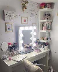 Cute Vanitys Best 25 Makeup Tables Ideas On Pinterest Makeup Desk Vanity