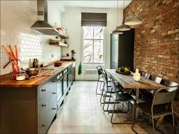 Kitchen  Long Narrow Dining Table Small Dining Room Farm Kitchen - Long kitchen tables
