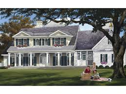 Wrap Around Porch House Plans Southern Living Plantation Home Plans At Dream Home Source Southern Plantation Homes
