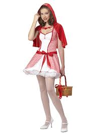 brand new little red riding hood teen costume teen costumes