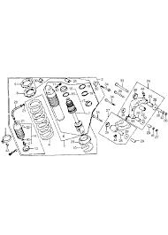 1983 honda xr200r rear shock absorber parts best oem rear shock