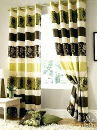 Blue And Lime Green Curtains Lime Green Curtains For Bedroom Royal Blue Window Curtains Bright