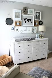 Nursery Changing Table Dresser Changing Tables Dresser As Changing Table Mirrored Dresser As