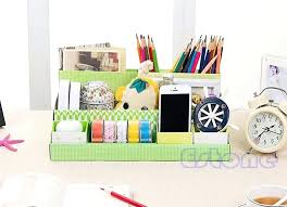 Desk Organization Diy Diy Desk Organization Ideas For School Organizer Tray Home Design