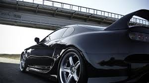 toyota supra side view photo collection black toyota supra hd wallpapers