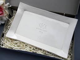 guest book platter custom wedding signature guestbook platter or heirloom wedding gift