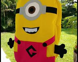 Despicable Minions Halloween Costume Childrens Costume Despicable Minions Halloween Costume