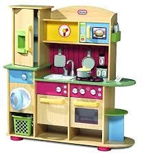 amazon cuisine enfant cuisine enfant amazon tikes 9061897 cucina legno premium