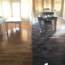 Laminate Flooring Looks Like Wood Flooring Before And After Reveal Wood Looking Tile 365 Days Of
