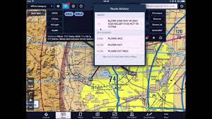 Winds Aloft Map Ipad Takes Flight Proficiency Tip Of The Week Foreflight Winds
