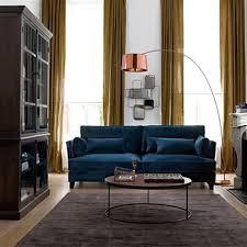 am pm canapé canapés bleu vert et vert bleu mobilier canape deco